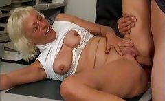 Nasty grandma loves getting fucked