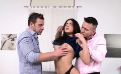 spitroasted eurobabe assfucked and jizzed on