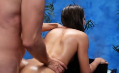 luxurious teen girlies get drilled well by one mate