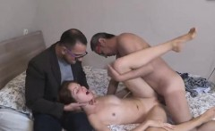 bankrupt man lets spicy buddy to pound his exgf for bucks