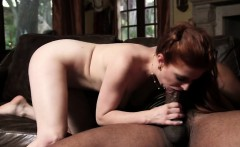 Redhead bitch Penny Pax rides massive cock of Shane Diesel
