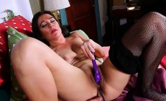 Mature housewives showing off their naughty side