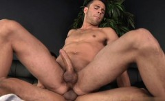 Big dick gay anal sex with swap