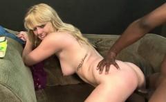Slutty Emma pleasures a monster African shaft