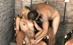 Roger Bangs Tranny in Cowboy Boots