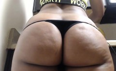 Natasja toys pussy and ass on webcam