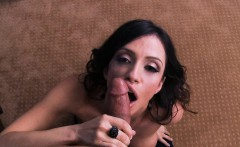 Big Fake Tit Milf Gets It On With Younger Dude