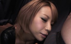 Asian with nice love bubbles enjoys coarse toying pounding