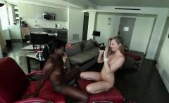 Black Lesbian Gets Oral