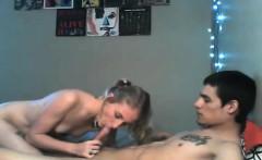 Real Teen Couple Enjoy Hard Fucking on Cam