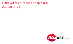 Young breasty girl gets wet outdoors and recieves hard jock