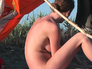 Some fun the beach this year nudist summer