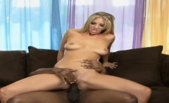 small tits blonde milf with bbc interracial fuck