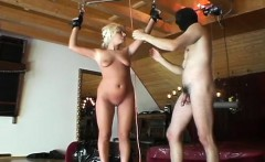 Try watching some nipple torture action to get penis erected