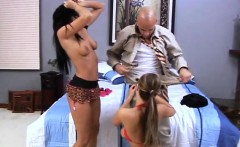 Amazing party with horny bitches riding knob until morning