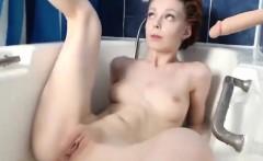 masturbation in the shower