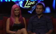 Swingers enjoy wild fuck party in reality show