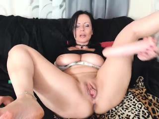 Brunette Cutie is a Solo Masturbation Hottie