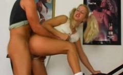 Blonde Teen Tried Anal Sex