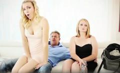 familystrokes   horny stepmom seduces and fucks son
