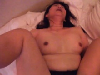 Amateur hairy granny fucked