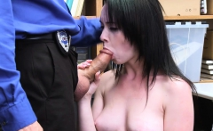 Tiny Teen Thief Gets Busted And Banged By A Lp Officer