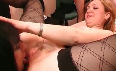 Amazing group fuck party with some horny