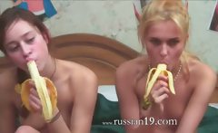 Two russians Sasha and Natasha