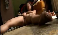 Sister Masturbates on Webcam