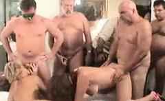 Swinger orgy recorded in video