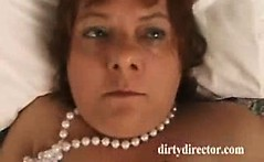 Chubby bbw plumper mature granny extreme anal fucking