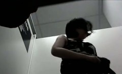 asian in the change room