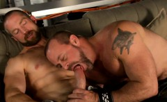 Gay star Casey Williams going at it with pal