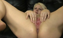 Minx Gets Her Pussy And Ass Rammed By Big Cock