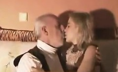 Blonde Teen Girl Fucked By An Old Fart