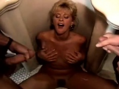 Alexa Parks, Buddy Love, Peter North in two vintageporn