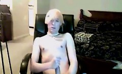 Twink gay boys sex video tube With the bleach blondie hair a