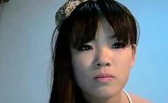 Cute Asian Slut Fools Around