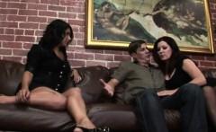 Big cock sprays cum in hot natural tits