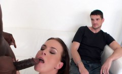 White MILF fucked by Black Guy