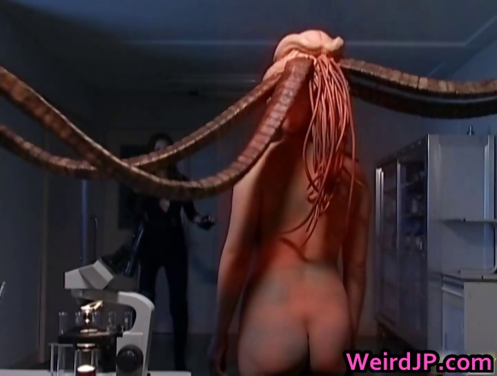 Asami ogawa asian babe the tentacle monster weirdjp