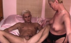 Mama's Old Wet Pussy Requires A Hefty Price