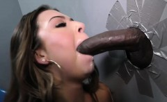 It's not Melissa Moore's first time at Gloryhole