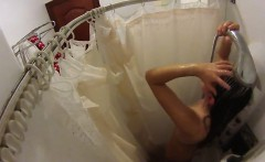 my cosin within the bath 2
