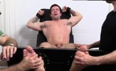 Boys masturbate on boy foot gay Trenton Ducati Bound & Tickl
