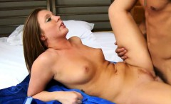 Big Booty Brunette Rides Cock Hard Maddy O'Reilly