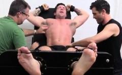 Black men armpits and feet gay Trenton Ducati Bound & Tickle
