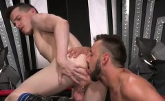 Straight guy fists himself up the ass gay Aiden Woods is on