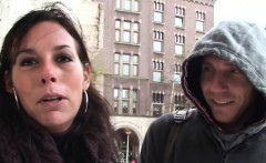 Amsterdam hookers spoiling tourist in ffm