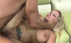 Blonde MILF Rachel Love has great tits